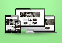 FREELANCE: Responsive Web Design, Wordpress Services