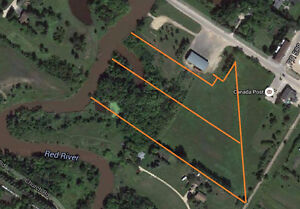2 water front lots and potential for subdivision in east selkirk