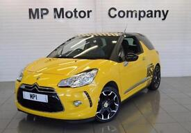 2012/12-CITROEN DS3 1.6 VTI ( 120BHP ) DSTYLE PLUS 3DR SPECIAL ED SPORTY HATCH.
