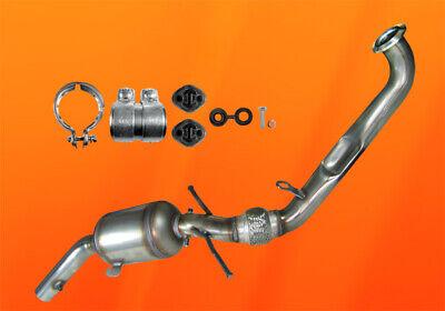 Dieselpartikelfilter MERCEDES A+B KLASSE 160-200 CDI 60-103kW OM640.940 EURO 4