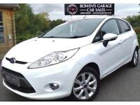 2010 60 FORD FIESTA 1.4 ZETEC 16V 5D - 1 LADY OWNER - 7 SERVICES - LOW MILES