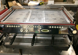 Used, LA MARZOCCO FB80 3 GROUP COFFEE ESPRESSO MACHINE for sale  Leicester, Leicestershire