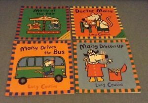 8 Maisy books by Lucy Cousins London Ontario image 1