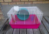 Medium Rabbit Guinea Pig Cage with Accessories