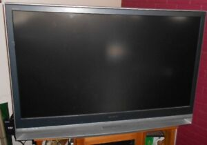 Sony LED Rear Projection TV