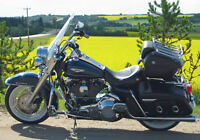 Harley Road King Classic ~ great bike @ affordable price