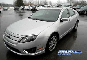 Ford Fusion SEL AWD 2012