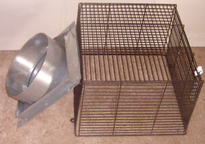 Timble Cover + Gas Fireplace Exterior Vent Cage