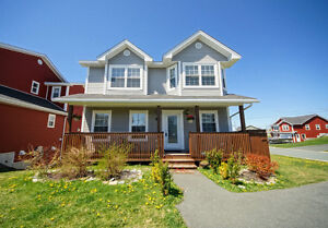 CORNER LOT, SPACE FOR A GARGE. MOUNT PEARL,  IMMACULATE