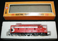 CN & CP Rail HO Locomotive & Boxcars - No Track