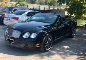 2011 Bentley GTC SPEED 80-11 Limited Edition (N0.9)