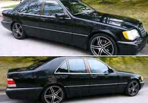 Mercedes Benz S320 - S Class - W140 - Short Wheelbase model!