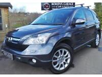 2008 08 HONDA CR-V 2.0 I-VTEC EX 5DR - LOW MILES - 8 HONDA SERVICES - TOP SPEC