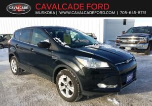 2015 Ford Escape SE AWD with backup cam, htd front seats!!