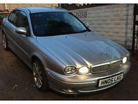Jaguar x -type sports edition 2005