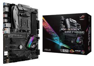 ASUS ROG Strix B350-F Gaming AMD Ryzen ATX B350 Motherboard