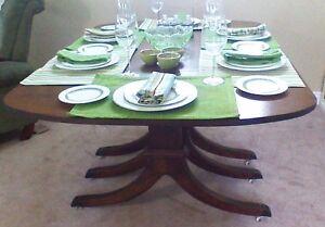 Diningroom Table-Duncan Phyfe