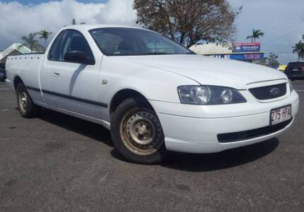 From $24* per week on finance 2004 Ford Falcon Ute