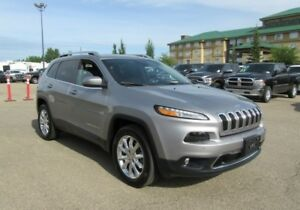 2016 Jeep Cherokee Limited  SUNROOF,SAFETY,PARALLEL PARK ASSIST