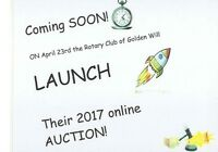 Rotary Club of Golden's Online Auction 2017