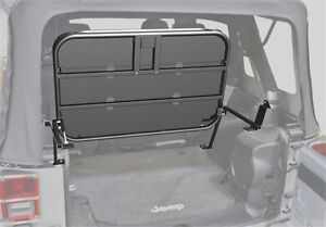 JEEP - Rear Sport Rack & Storage Bag