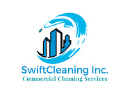 Swift Cleaning Inc. Offering up to 15% off Contracts