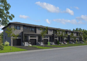 Brand New Townhouse in Vaudreuil