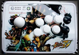 Street Fighter IV 4 Arcade FightStick  Collectors Edition 150$