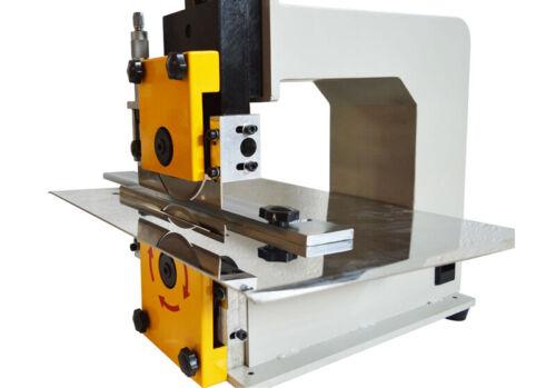 V-cut PCB Cutting Machine Groove Cutter Separator Machine with Auxiliary Module