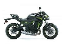 2020 Kawasaki Z650 - Nationwide Delivery