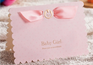 Gorgeous high quality Favor boxes and Invitations Baby shower