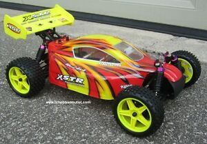 New RC Car/ Buggy Electric 1/10 Scale 4WD 2.4G