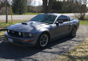 2006 Ford Mustang GT, After-market Parts