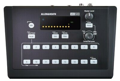 Allen And Heath ME500 Personal Monitoring Mixer