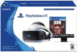 PlayStation VR bundle with game