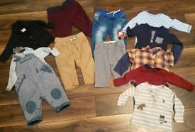 Boys 3-6 months cloths