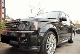 Range Rover Sport 3.0L (Luxury pack) TV/Fridge/NAV/Harmon Kardon