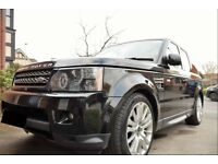 Range Rover Sport 3.0L (Luxury pack) TV/Fridge/NAV/Harmon Kardon