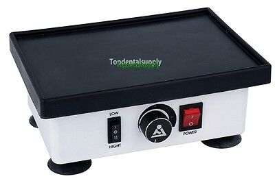 New 5kg Dental Lab Square Vibrator Vibrating Electric Oscillator Equipment Unit