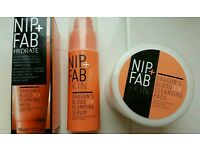 Nip and Fab Dragons Blood collection