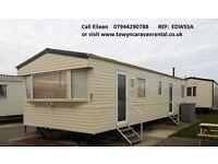 Towyn 8 Berth 3 Bedroom Edwards Leisure Park EDWSSA/F403