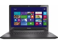 Lenovo G50/ INTEL QUAD CORE 2.16 GHz/ 8 GB Ram/ 1 TB HDD/ HDMI / WEBCAM/ USB 3.0/ WINDOWS 8