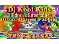 Dj Kool Kids - Children's Entertainers, Disco Games Parties, Princess Parties, Face Painting