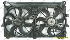 Cooling Fan Assembly 4.8/5.3L Chevrolet Suburban 2007-2014