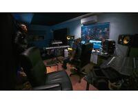 Recording Studio with Engineer - Croydon/ Mitcham. Best Rates!!
