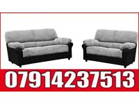THIS WEEK SPECIAL OFFER BRAND New ELEGANT Roma Sofa Set 3232