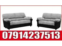 THIS WEEK SPECIAL OFFERN BRAND New ELEGANT Roma Sofa Set 65766