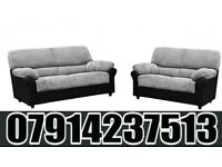 The Elegant Roma Sofa Set 4645