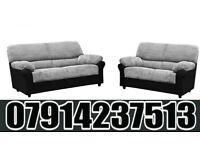 The Elegant Roma Sofa Set 7865