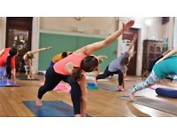 Wake Up Vinyasa At The Yoga Space